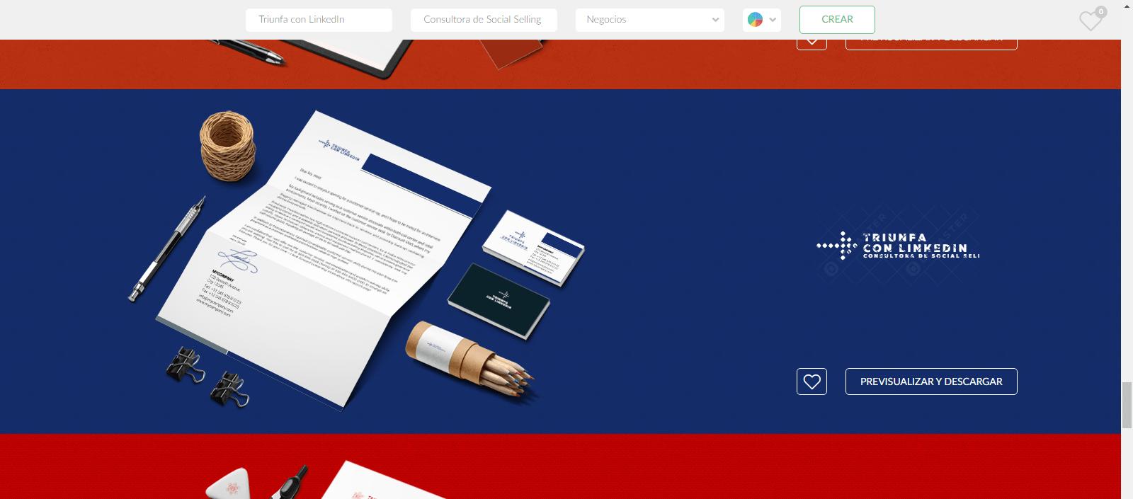 6 webs increíbles en las que crear un logo gratis para tu negocio Logaster