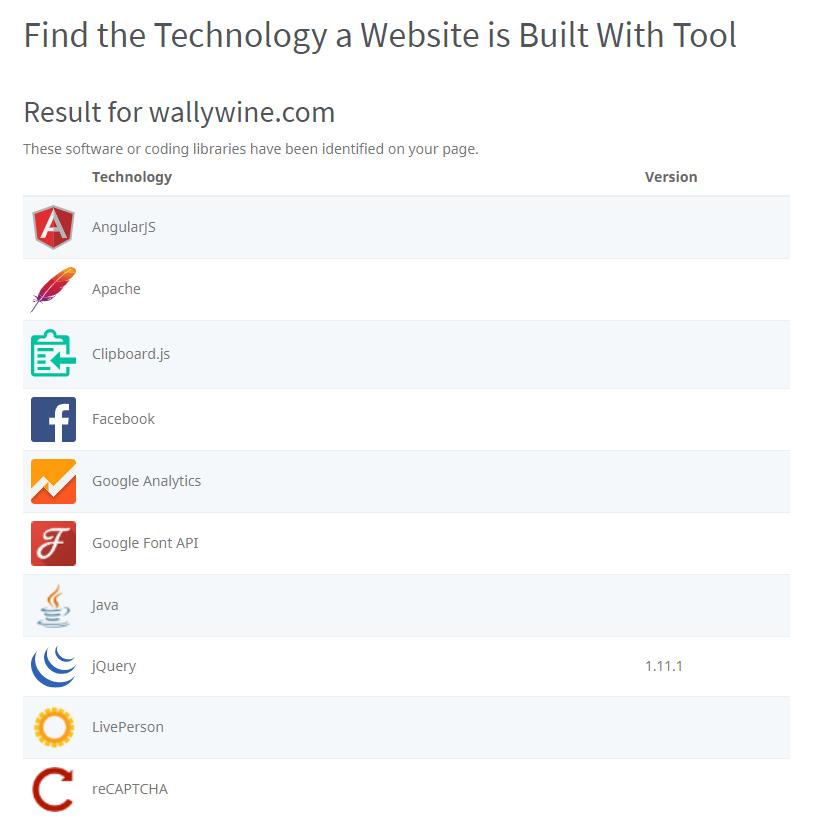 Encuentra la tecnología con la que se crea una página web