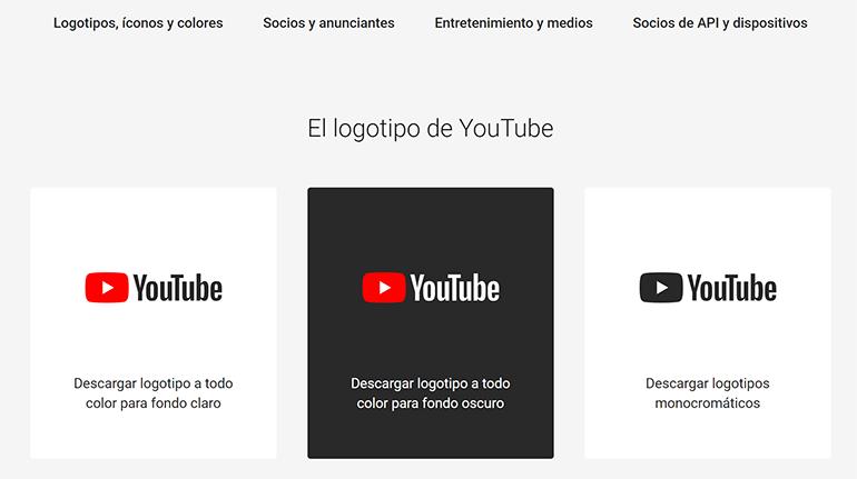 Recursos de la Compañía YouTube