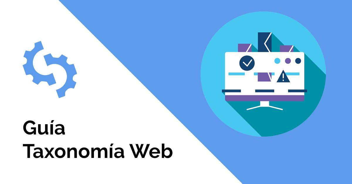 Guía Taxonomía Web