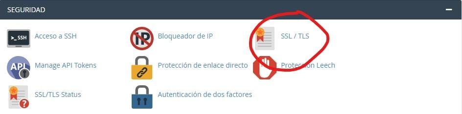 Activa el SSL si ya tienes WordPress