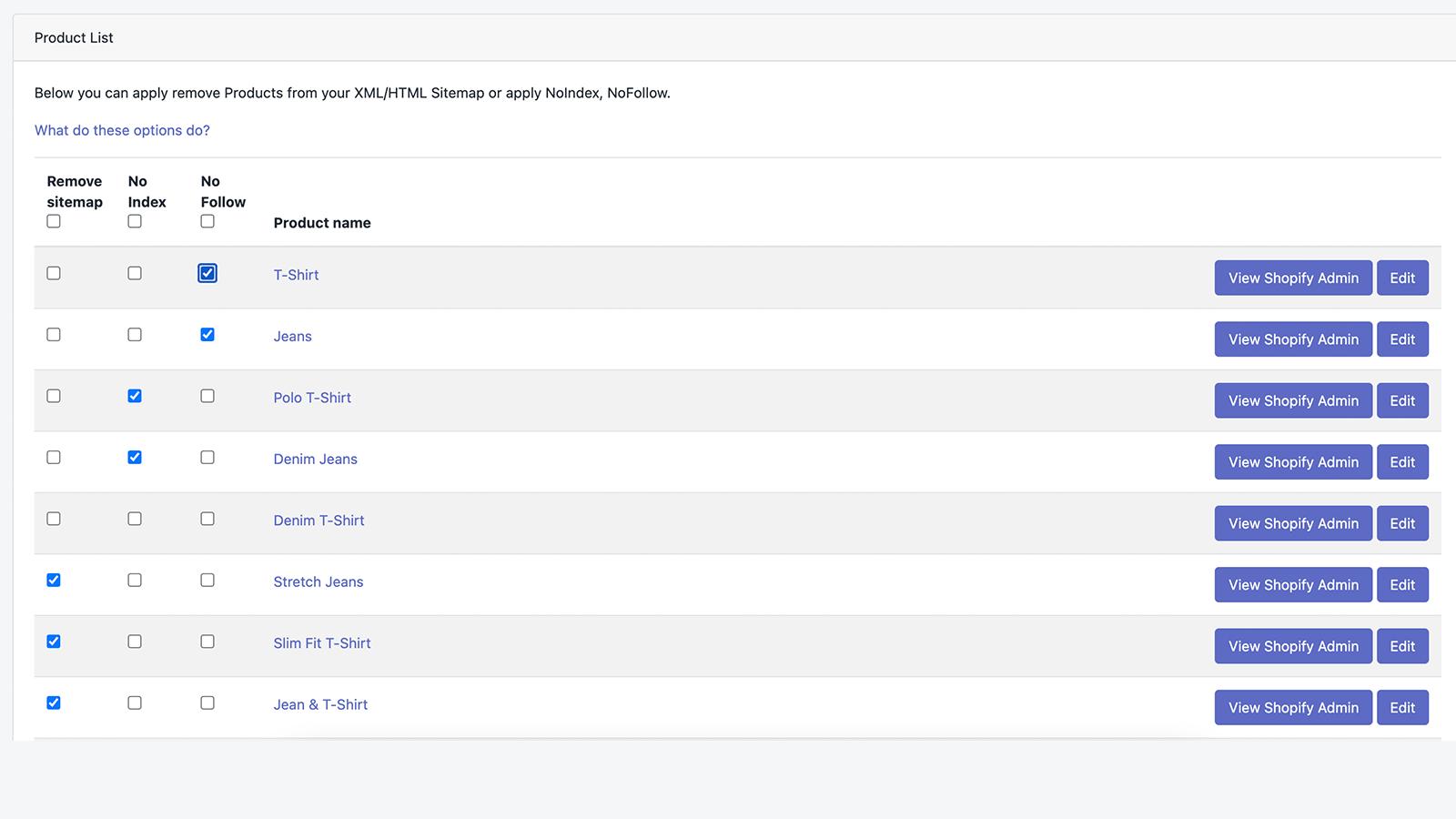 Cómo editar el archivo robots.txt en Shopify
