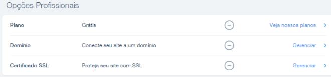 Cómo habilitar el SSL para Wix