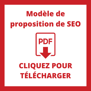 SEO Proposal template download